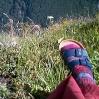 Ebenalp and my Sock