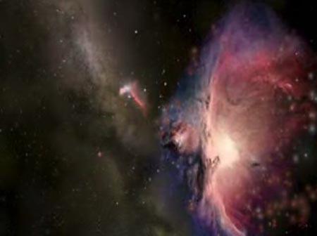 Orion and Horsehead Nebula