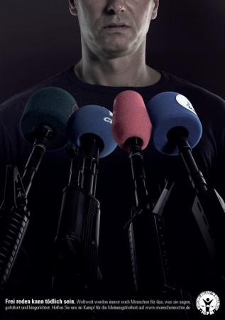 Todays freedom of press