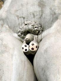 The primal footballs