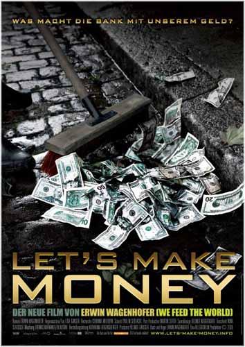Let's make money filmposter