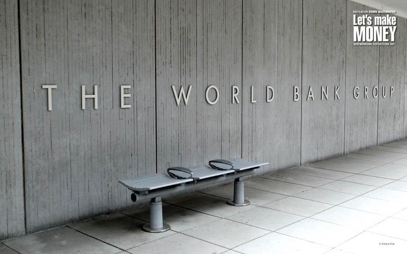Let's make money: World bank