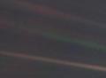 The pale blue dot (NASA)