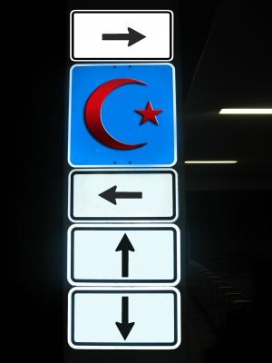 Islam wohin? (Gerd Altmann, pixelio.de)