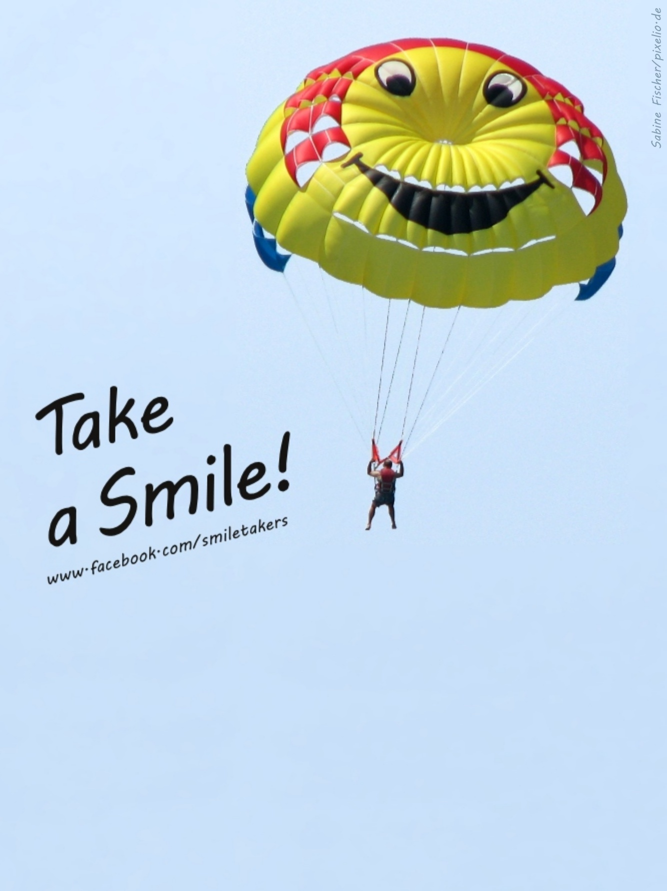 Take a smile - image