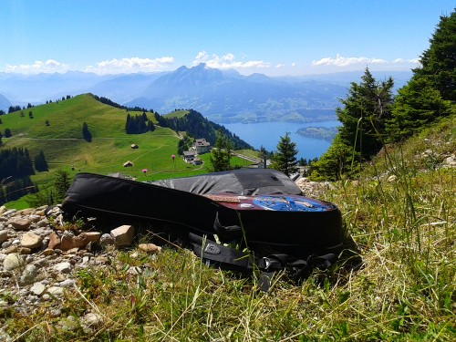 Rigi Kulm 1: What a location! What a moment!