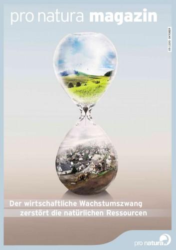 Cover Pro Natura Magazin 5.2013
