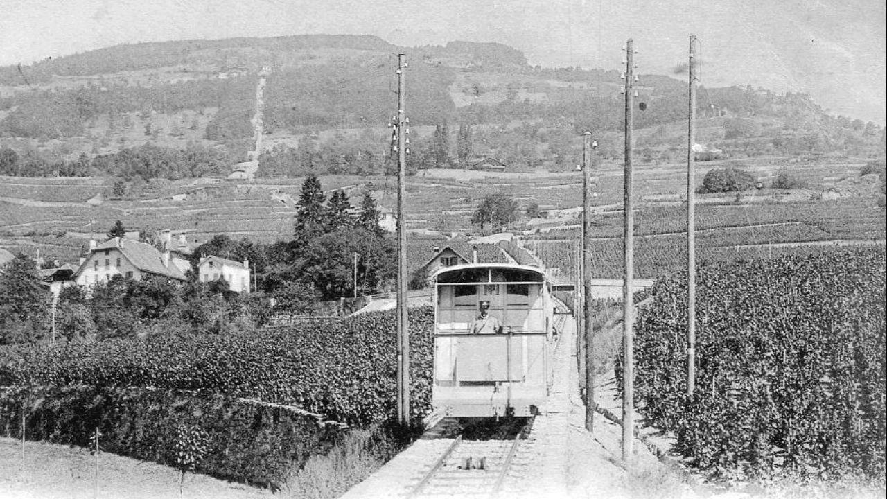 Vevey–Mont Pèlerin Standseilbahn